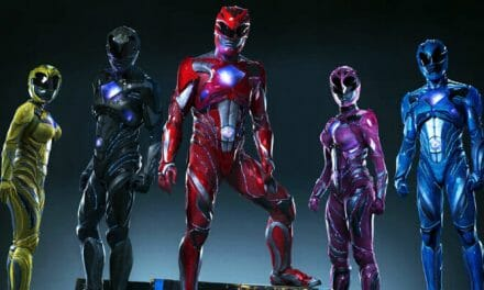 Power Rangers (2017) Goldar Design Shown In Toy Commercial
