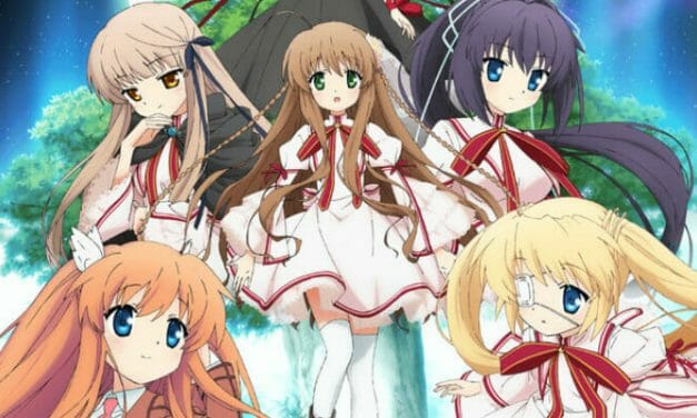 """Rewrite"" Anime Gets Second Season In January 2017"