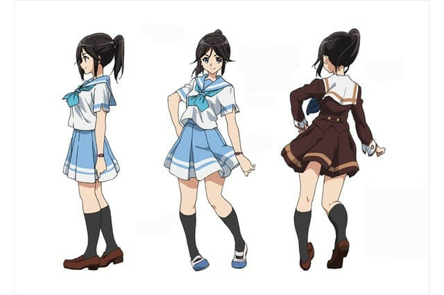 Sound Euphonium Season 2 Character Visual - Unnamed New Add 002 - 20160603