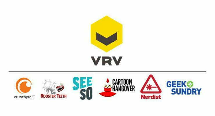 Crunchyroll Parent Ellation Unveils VRV Digital Platform