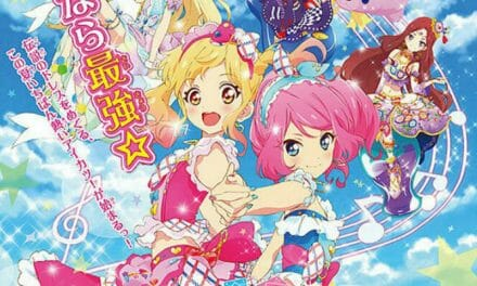 Aikatsu Stars! Film Gets New 60-Second Trailer