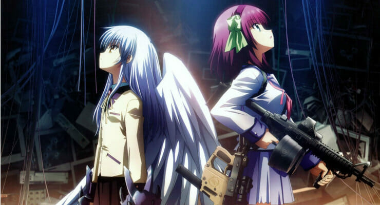 Sentai Filmworks' Angel Beats! Releases Go Out of Print
