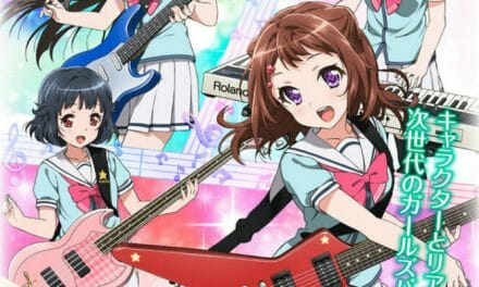 BanG Dream! Anime In The Works For 2017, First Cast, Crew, & Visual Unveiled