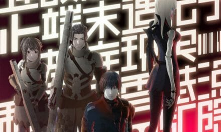 Blame! Anime Film Gets New Visual & Teaser Trailer