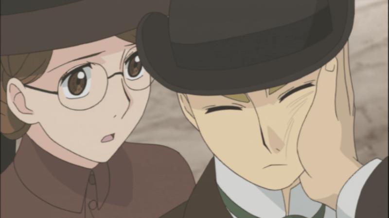 Tara Tisch Plays Vivi In Nozomi's Emma: A Victorian Romance Dub