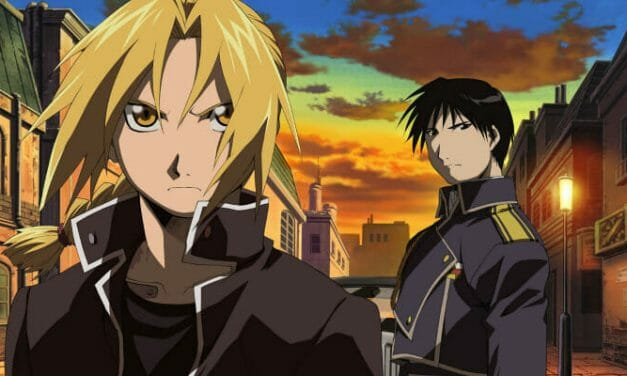 Aniplex of America To Release Fullmetal Alchemist: Brotherhood on Blu-Ray