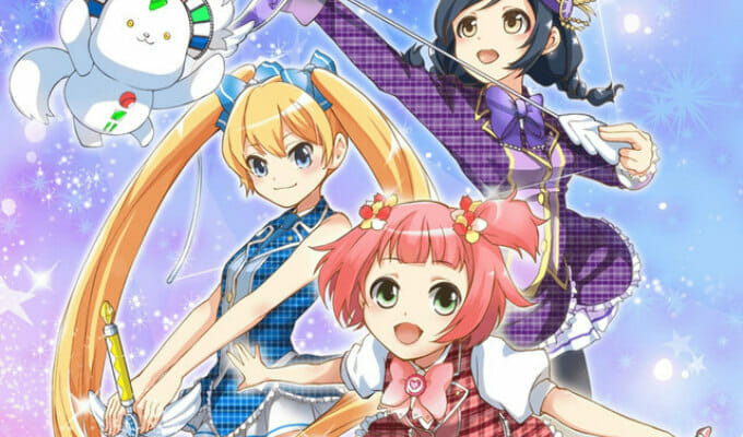 "Crunchyroll To Stream ""Naria Girls"" Anime"
