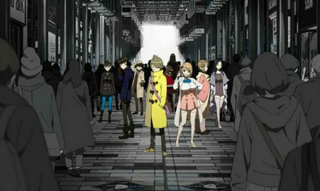 Occultic;Nine Episodes Return to Crunchyroll & Daisuki