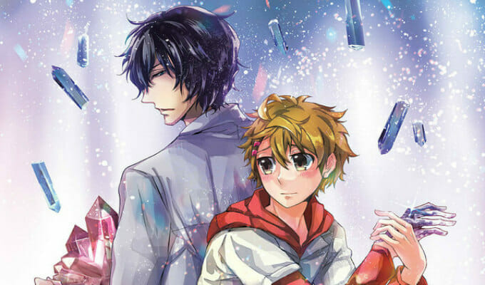 "Crunchyroll Adds ""This Boy Suffers From Crystallization"" To Anime Lineup"
