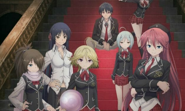Trinity Seven Anime Movie In The Works
