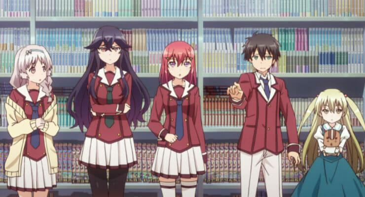 "Sentai Unveils ""When Supernatural Battles Became Commonplace"" Dub Cast"