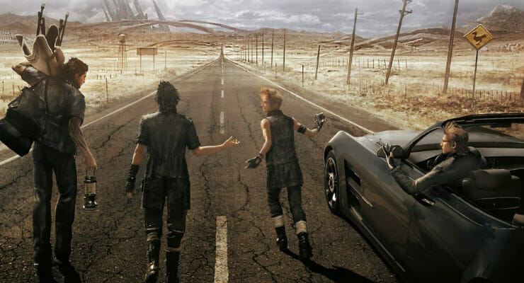 Final Fantasy XV Introduces English Cast In New Teaser