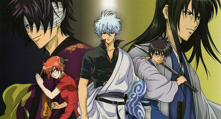 Gintama Film To Get Major Release in Over 8,000 Theaters Across China