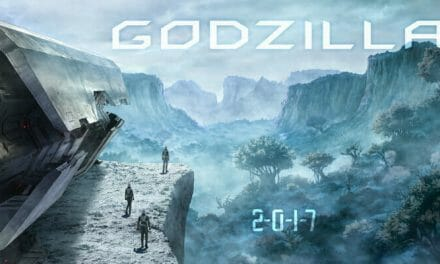 Third Godzilla Anime Movie Hits in November 2018