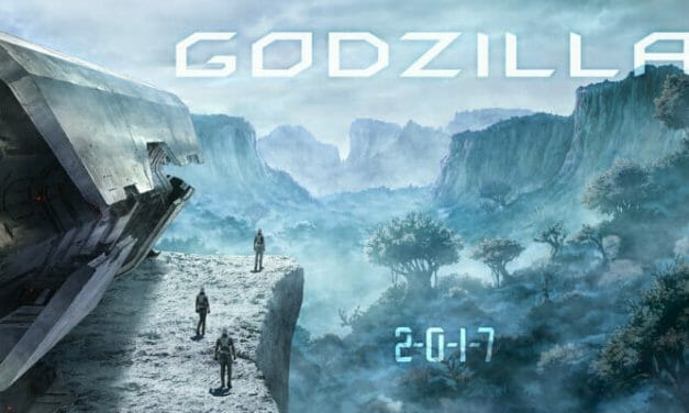 Godzilla: Monster Planet Hits Netflix Worldwide on 1/17/2018