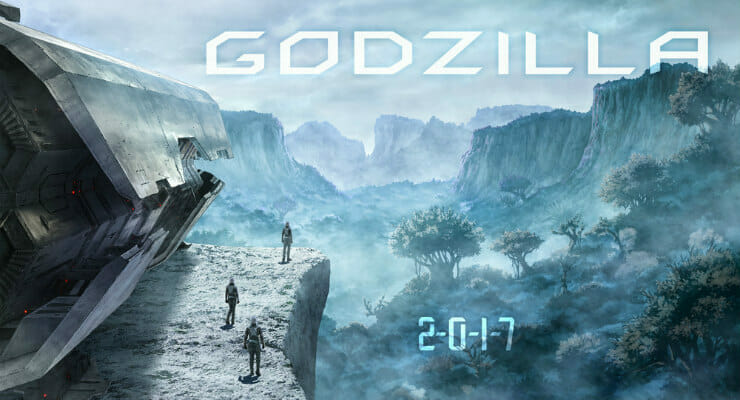 Godzilla: Planet Eater Hits Netflix on 1/9/2019