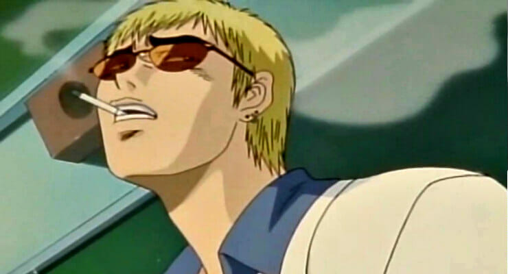 Crunchyroll Streams Great Teacher Onizuka English Dub