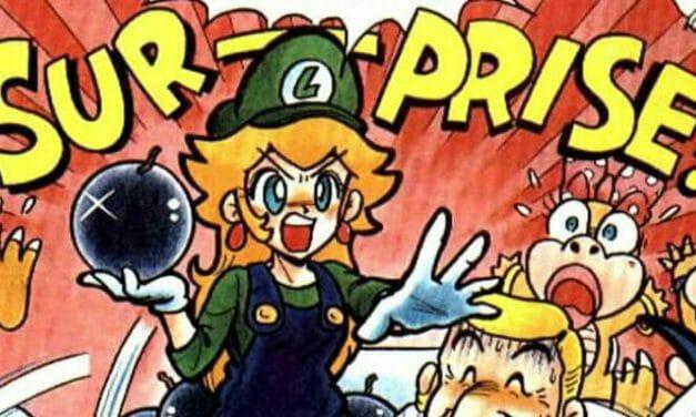 """Retailer: Viz To Release """"Super Mario Adventures"""" Manga"""