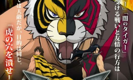 Crunchyroll Adds Tiger Mask W To Fall Simulcast Catalog