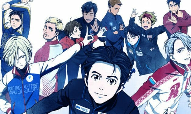 Japanese Olympic Figure Skating Team Performs Routine to Yuri!!! On ICE Soundtrack