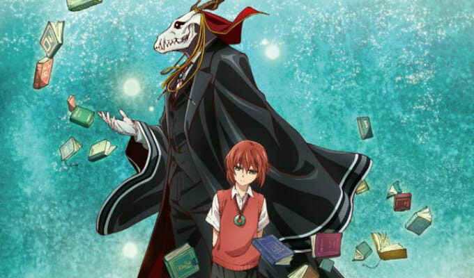 "Crunchyroll Streams First ""The Ancient Magus' Bride"" OVA"