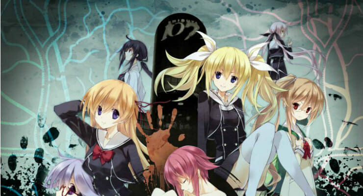 Chaos;Child Anime Gets New Key Visual & Character Designs