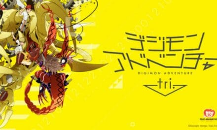 Shout! Factory Streams Digimon Adventure tri.: Confession Dub Trailer, Clips