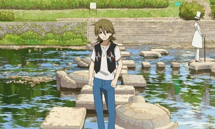 The Eccentric Family 2 Hits Japanese TV On 4/9/2017