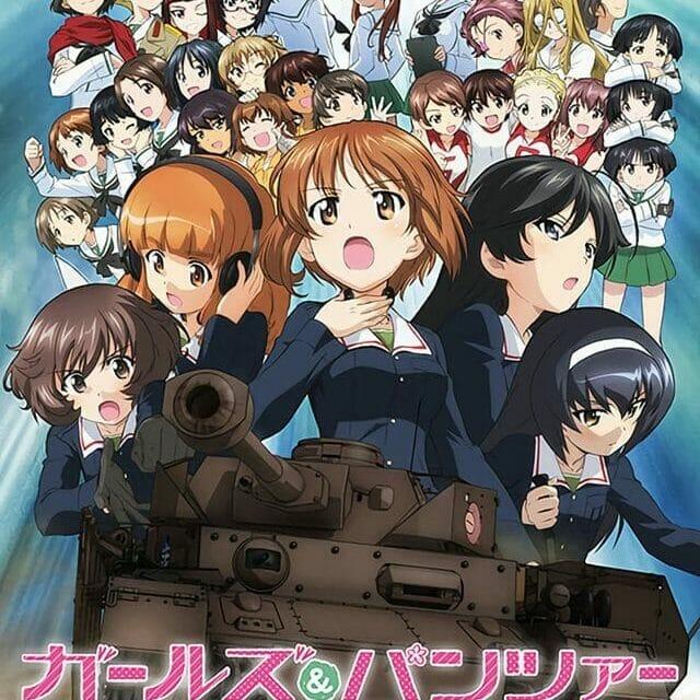 """Sentai Filmworks Licenses """"Girls und Panzer der Film"""", Plans Theatrical Release"""