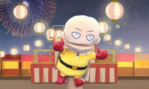 "Learn to Dance With Saitama In ""One-Punch Ondo"" Video"