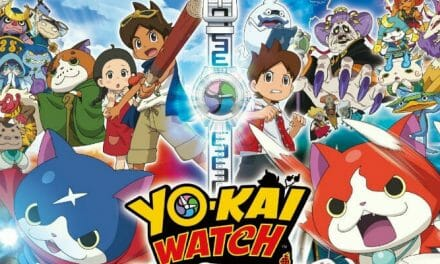 Netflix Streams First Yo-Kai Watch Anime Film