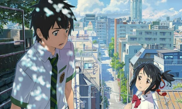 "J.J. Abrams & Paramount Producing Live-Action ""Your Name."" Movie"