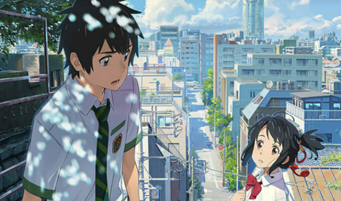 "Shinkai's ""Your Name."" Has 9th Biggest Domestic Anime Opening of All Time, With $1.7 Million In Ticket Sales"