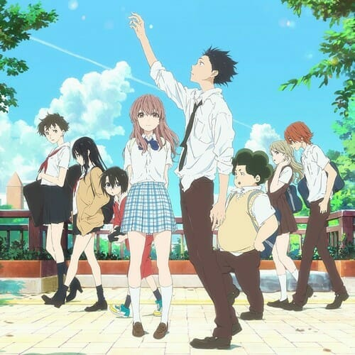 A Silent Voice Movie Gets Extended Trailer