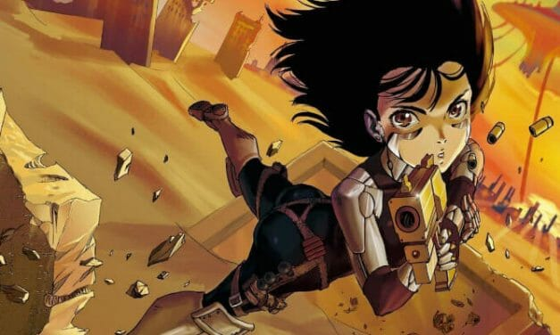 Kodansha Comics Adds Battle Angel Alita: Mars Chronicle, 2 More
