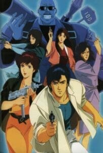 City Hunter Anime Visual