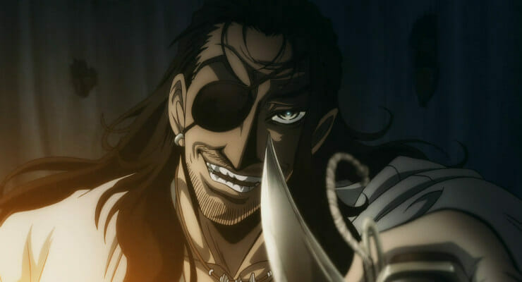The Herald Anime Club Meeting 1: Drifters Episode 1
