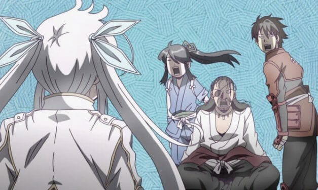 The Herald Anime Club Meeting 3: Drifters, Episode 3