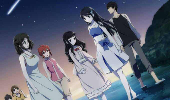 The Irregular At Magic High Movie School Gets New PV, Visual, Character Design