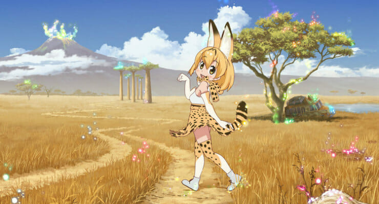Kemono Friends Anime Series Gets Second PV