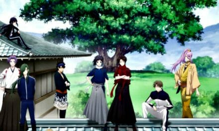 """Touken Ranbu -Hanamaru-"" Movie Trailer Features Main Theme Song"