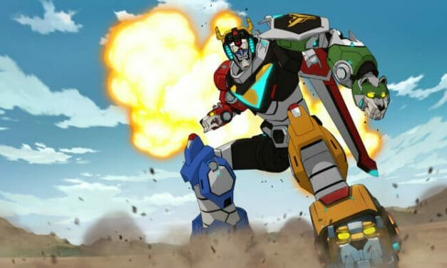 Voltron: Legendary Defender's Third Season Hits in 2017