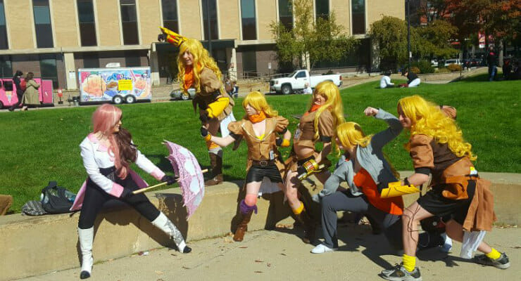 Another Anime Convention 2016: A Weekend Told By Cosplay