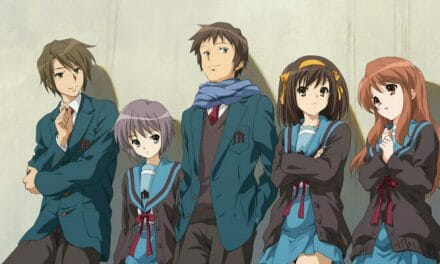 """Funimation Acquires """"The Disappearance of Haruhi Suzumiya"""""""