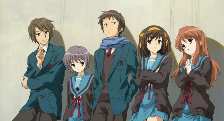 "Funimation Acquires ""The Disappearance of Haruhi Suzumiya"""