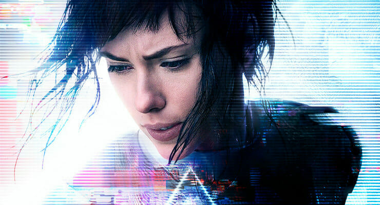 Two New Ghost in the Shell (2017) TV Spots Unveiled