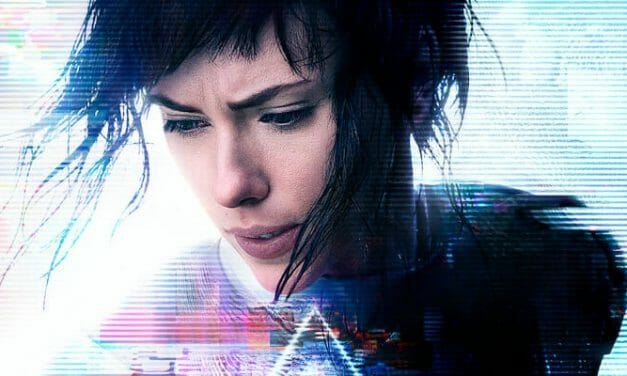 "Sony Streams Nine-Minute ""Ghost in the Shell"" (2017) Clip"