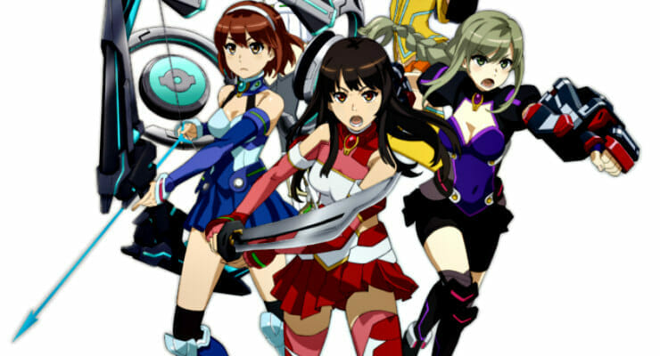 Schoolgirl Strikers Animation Channel Gets New PV, Five Character TV Spots