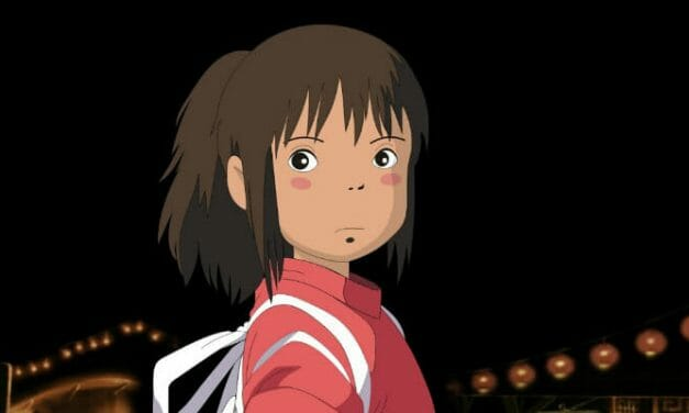 AniWeekly 105: Spirited Away, All Over Again