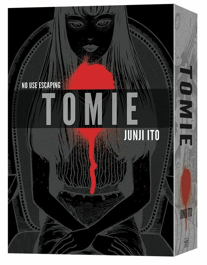 Viz Media Releases Tomie: Complete Deluxe Edition On 12/20